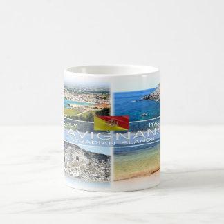 Italy - Sicily - Favignana island - Coffee Mug