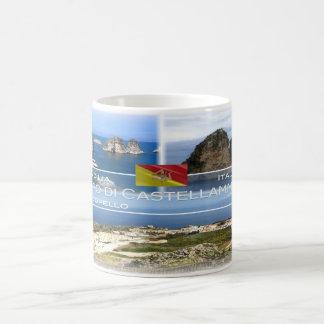 Italy - Sicily - Gulf of Castellammare - Coffee Mug