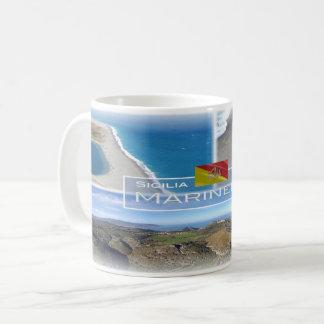 Italy - Sicily - Marinello Nature Reserve - Coffee Mug