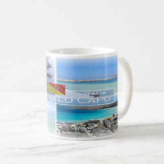 Italy - Sicily - San Vito Lo Capo - Coffee Mug