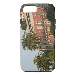 ITALY, Sicily, TAORMINA: Hotel Schuler iPhone 7 Case