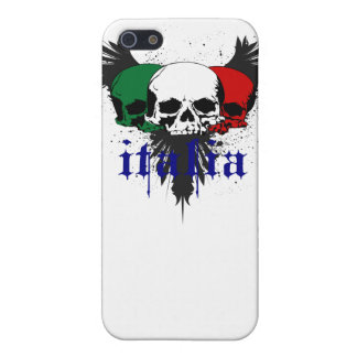 Italy Skull tattoo case iPhone 5/5S Covers
