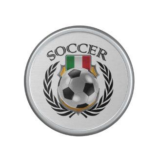 Italy Soccer 2016 Fan Gear Bluetooth Speaker