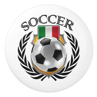 Italy Soccer 2016 Fan Gear Ceramic Knob