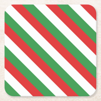 ITALY SQUARE PAPER COASTER