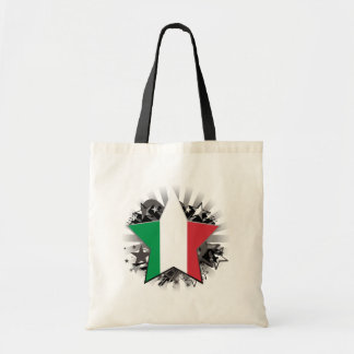 Italy Star Tote Bag