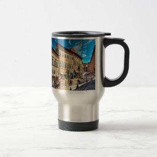 Italy Streets Travel Mug