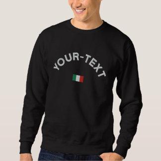 Italy sweatshirt - Italy Custom Text