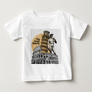 Italy, The Great Beauty Baby T-Shirt