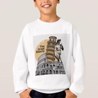 Italy, The Great Beauty Sweatshirt