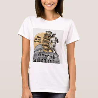 Italy, The Great Beauty T-Shirt