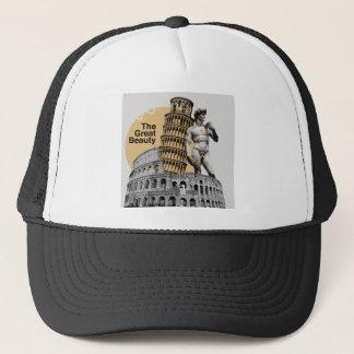 Italy, The Great Beauty Trucker Hat
