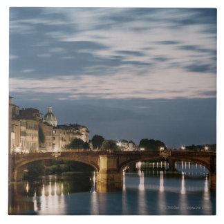 Italy,Tuscany,Florence 2 Tile