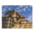 Italy, Tuscany, Florence. The Duomo. 2 Postcard