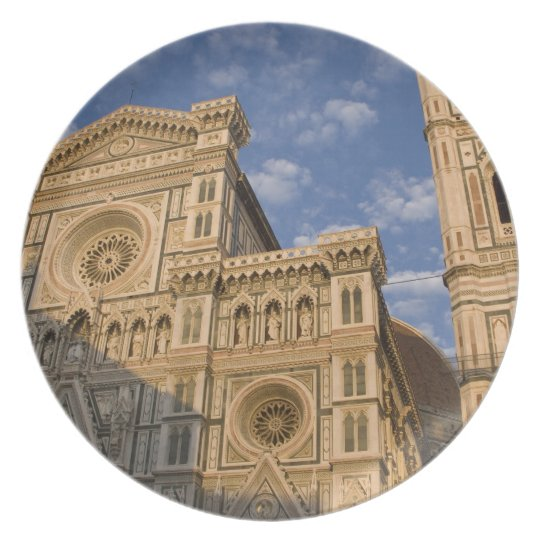 Italy, Tuscany, Florence. The Duomo. Plate