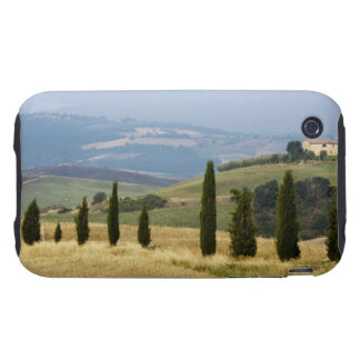 Italy. Tuscany. Pienza. Tough iPhone 3 Covers