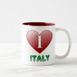 Italy Two-Tone Coffee Mug