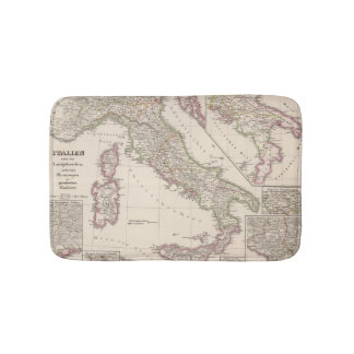 Italy under the Lombards Bath Mat