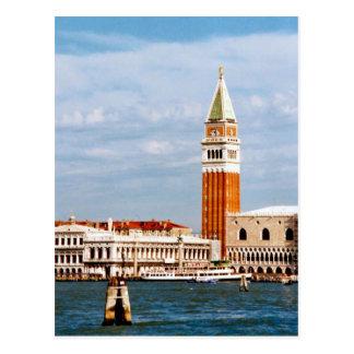Italy, Venice, Venice San Marco Postcard