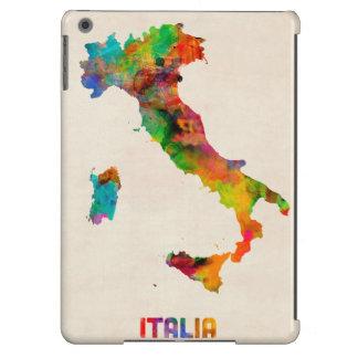 Italy Watercolor Map Italia iPad Air Case