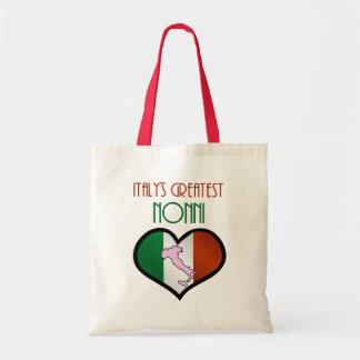 Italy's Greatest Nonni Tote Bag