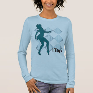 iTap Gal | iPod Graphics for Tap Long Sleeve T-Shirt