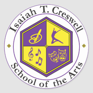 ITC Logo Sticker
