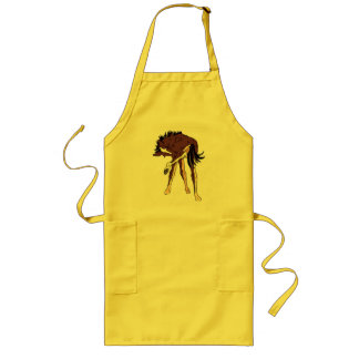 itchy foal apron