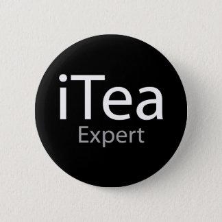 iTea 2 Inch Round Button