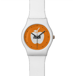iTeach. Apple design Gift Watches for Teachers