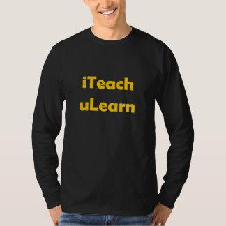 iTeach uLearn Dark T-Shirt