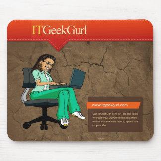ITGeekGurl Mousepad