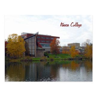 Ithaca College Postcard