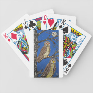 IThe Watchers Of The NightMG_0248.JPG Bicycle Playing Cards