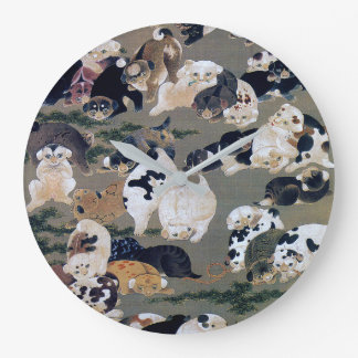 Itō Jakuchū, Itoh it is young 冲, hundred dog Large Clock