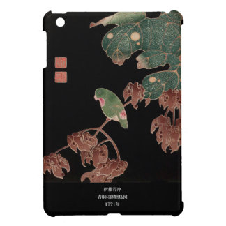 Itoh Jakuchu, Itoh it is young 冲, in the Chinese Case For The iPad Mini