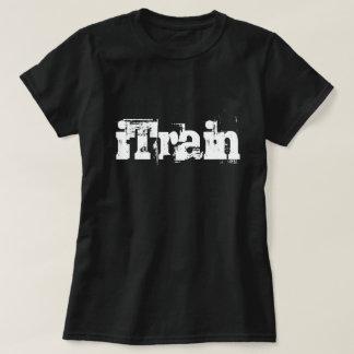 iTrain - Christian T-shirt. 1 Corinthians 9:26-27 T-Shirt