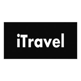 iTravel Custom Photo Card