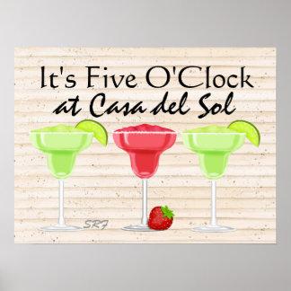 It's 5:00 Somewhere - SRF Poster