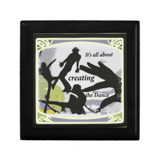 It's a'' About Creating the Dance Gift Box