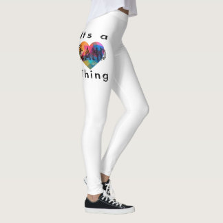 Its a band thing leggings