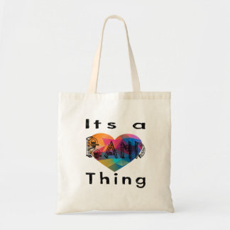 Its a band thing tote bag