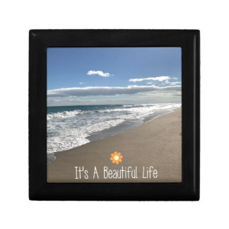 Its A Beautiful Life at the Beach Gift Box