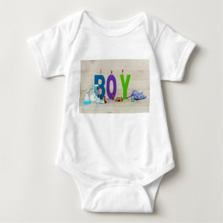 its a boy baby bodysuit