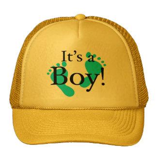 It's a Boy! - Baby-shower Newborn Trucker Hat