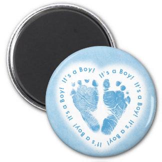 It's a Boy! Birth Announcement Magnet