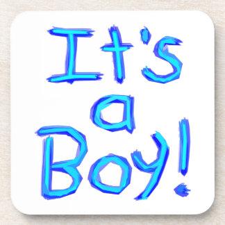 It's a Boy! Drink Coaster