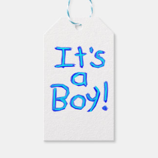 It's a Boy! Gift Tags