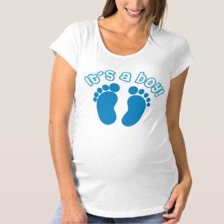 It's a Boy Maternity Tees