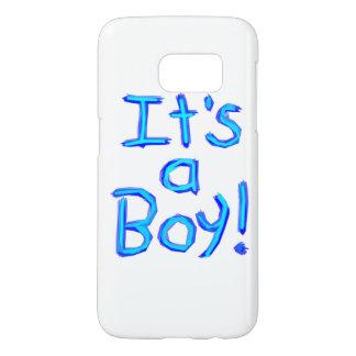 It's a Boy! Samsung Galaxy S7 Case